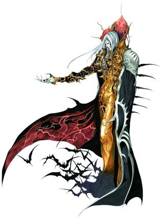 Takeshi Obata, character designer du prochain Castlevania Dracul10