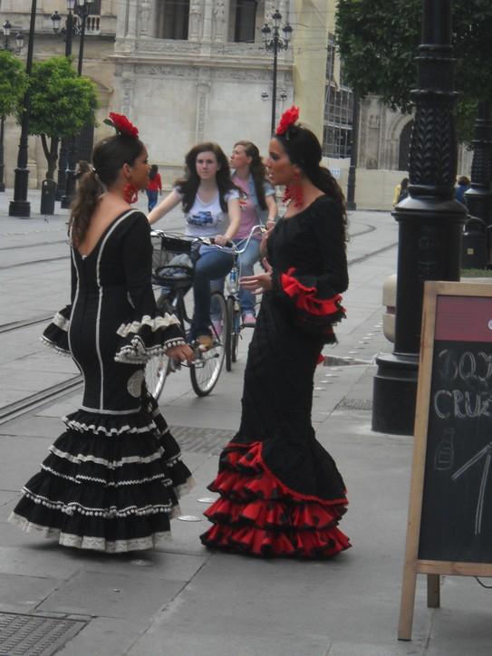 voyage en Espagne, avril 2010 2fille10
