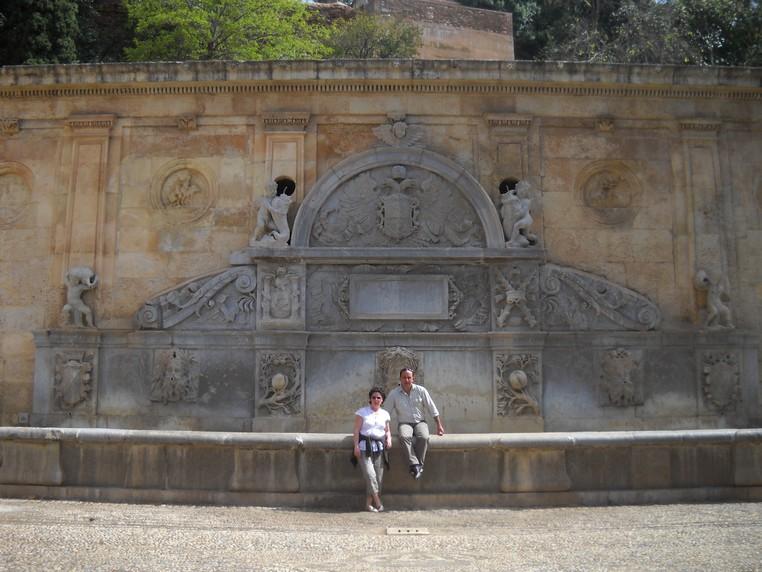 voyage en Espagne, avril 2010 Fontai10