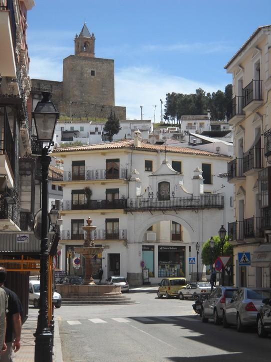 voyage en Espagne, avril 2010 Placde10