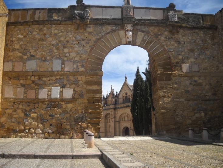 voyage en Espagne, avril 2010 Porte10