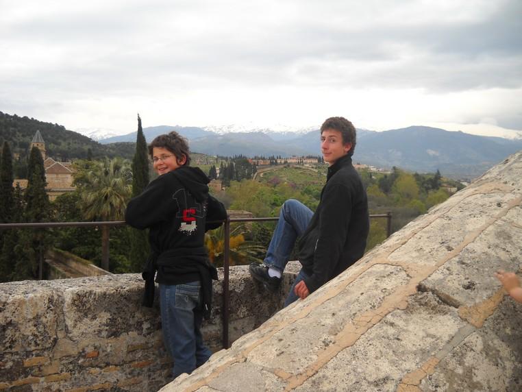 voyage en Espagne, avril 2010 Sierra10
