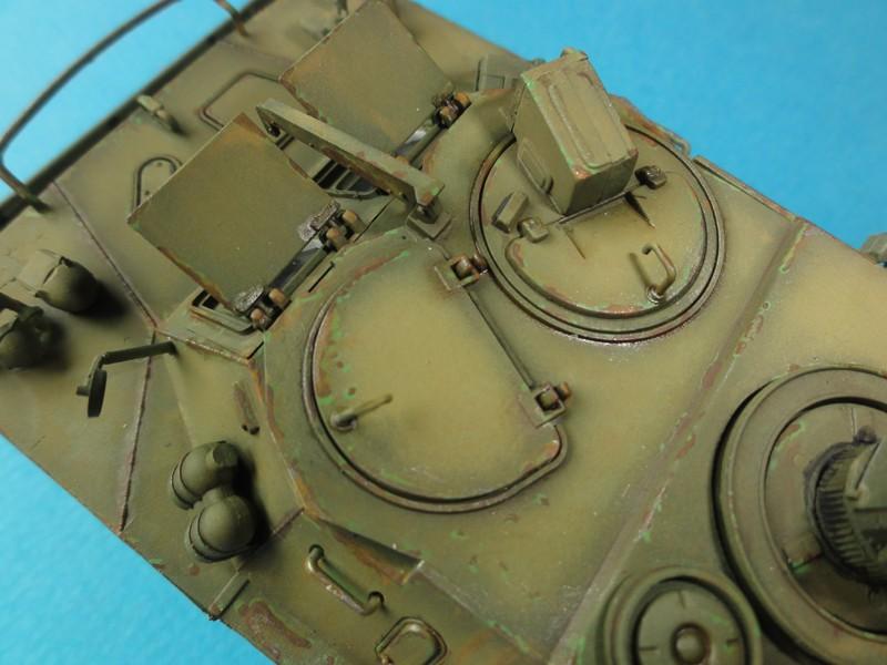 (denis SIMON)BRDM3 modifié 410