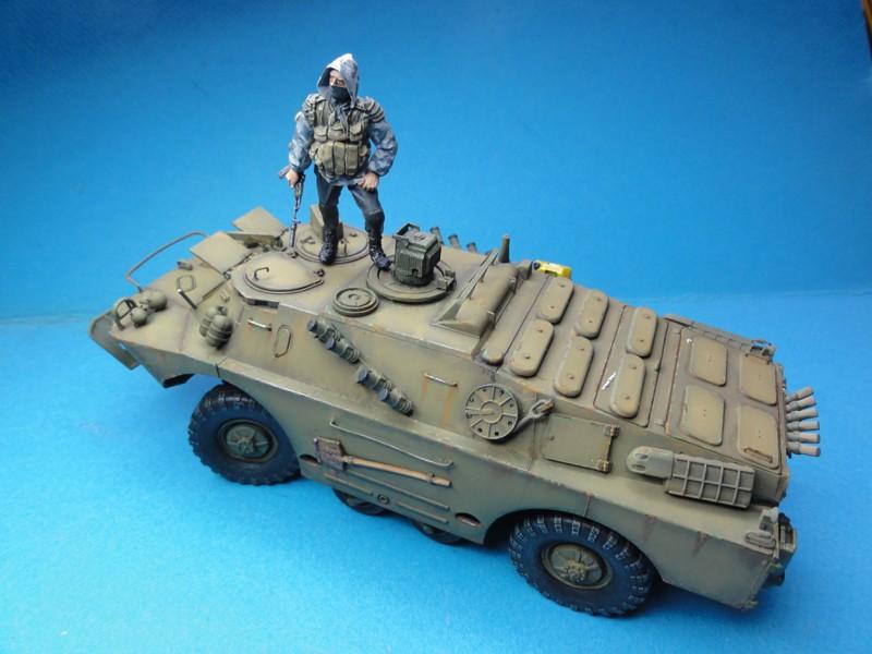 (denis SIMON)BRDM3 modifié F210