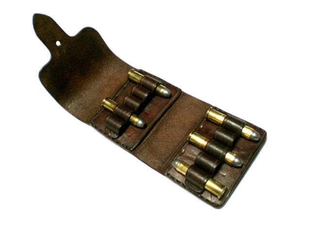 Cartouchière de ceinture dépliante... Cartou15