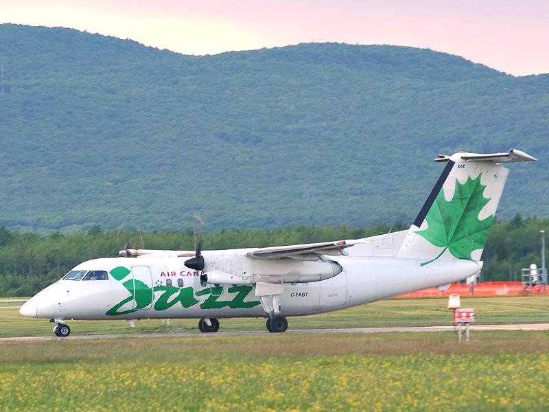 Horaire d'arrivées des avions au festival 2210