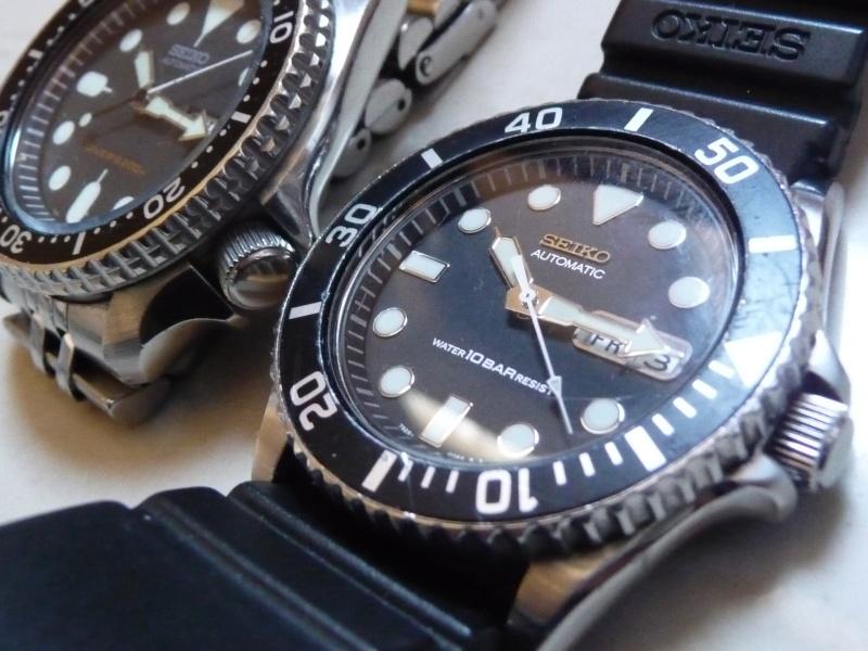 L' été sera chaud, alors quel bracelet est le plus confortable hein si ça arrive? P1050313