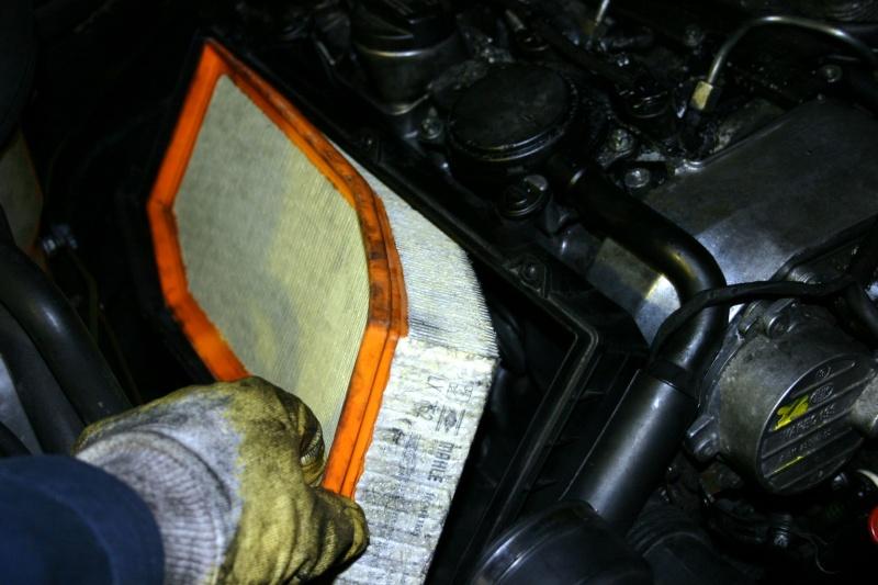 [TUTO]  Changement de turbo sur E 220 Cdi W210 Img_2431