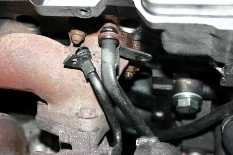 [TUTO]  Changement de turbo sur E 220 Cdi W210 Img_2442