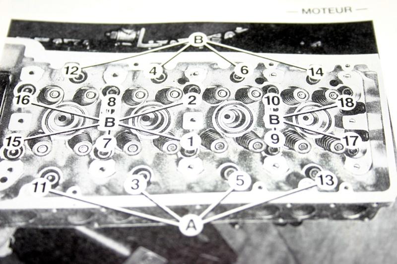 [TUTO] Dépose-repose culasse Classe C 220 D W202 Img_4520