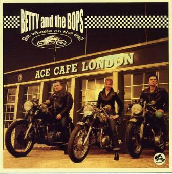 BETTY AND THE BOPS Cd-rev10