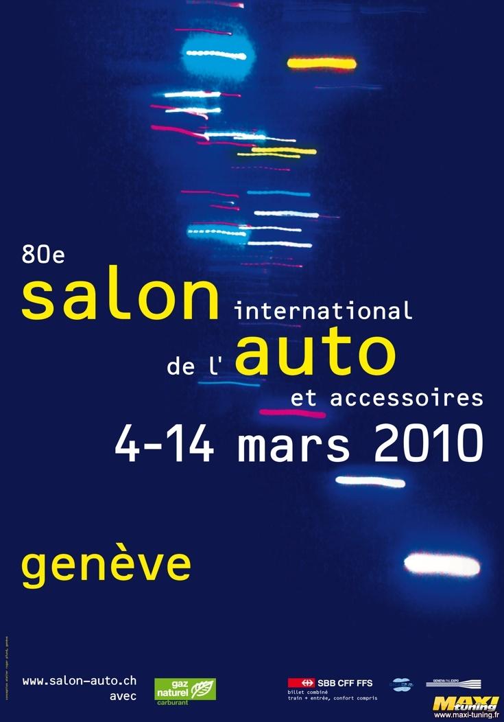 [SALON] GENEVE 2010 - Salon international de l'auto 80eme_10