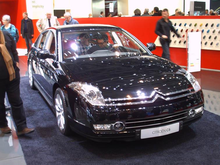 201? - [RUMEUR] Citroën DS9 - Page 20 C61110