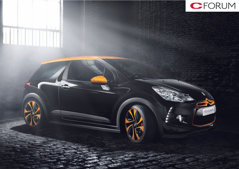 [DOCUMENTATION] Citroën DS3 Catalo11
