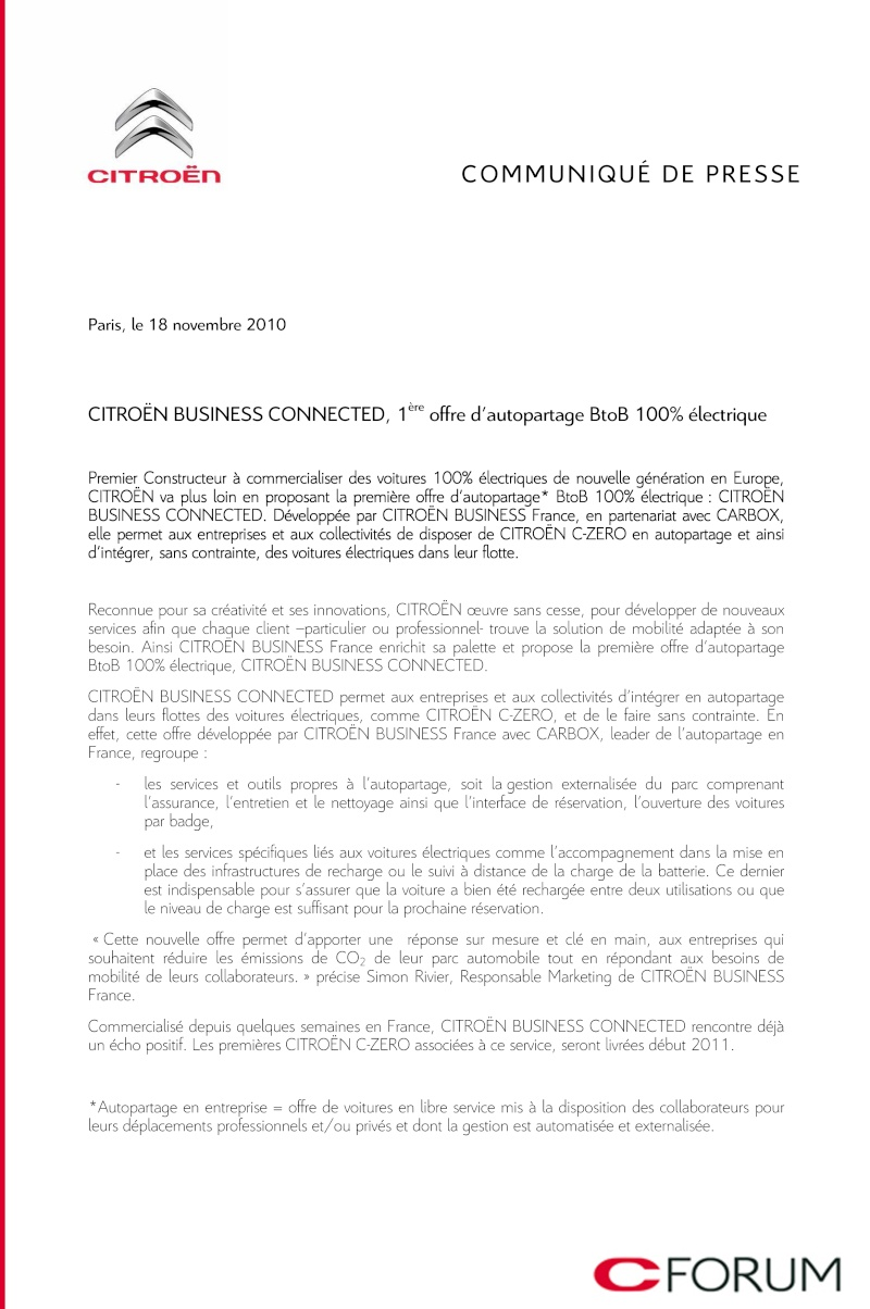 [INFORMATION] Citroën Europe - Les News - Page 6 Cp_cit11