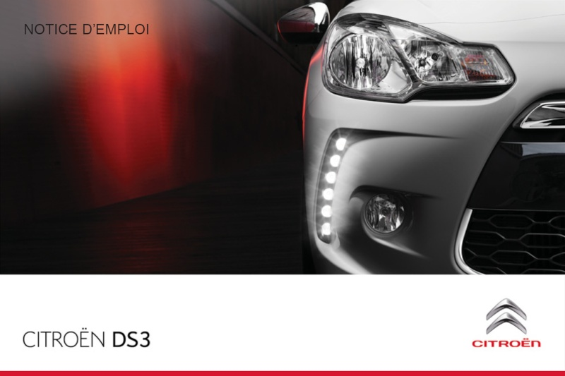 [DOCUMENTATION] Citroën DS3 Notice10