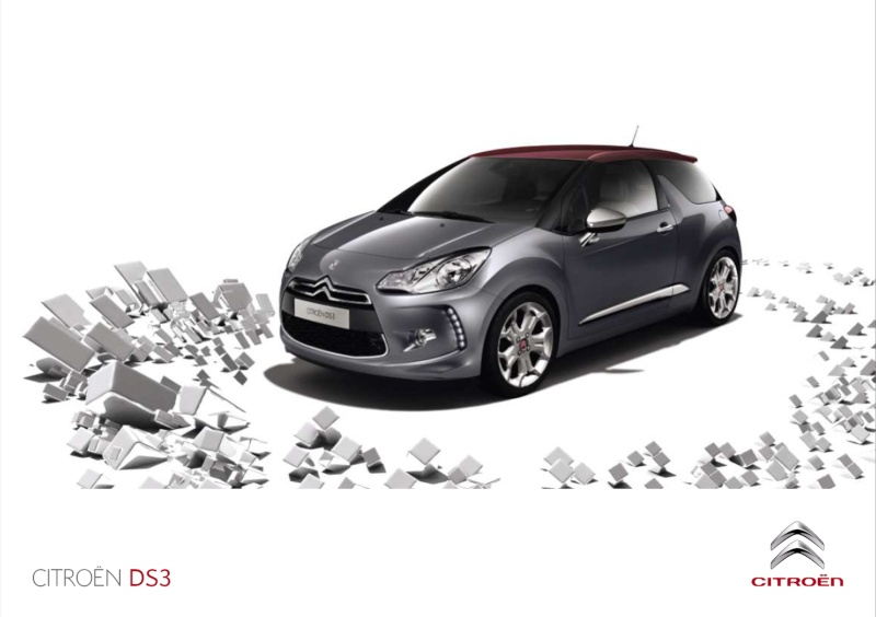 [DOCUMENTATION] Citroën DS3 Notice11