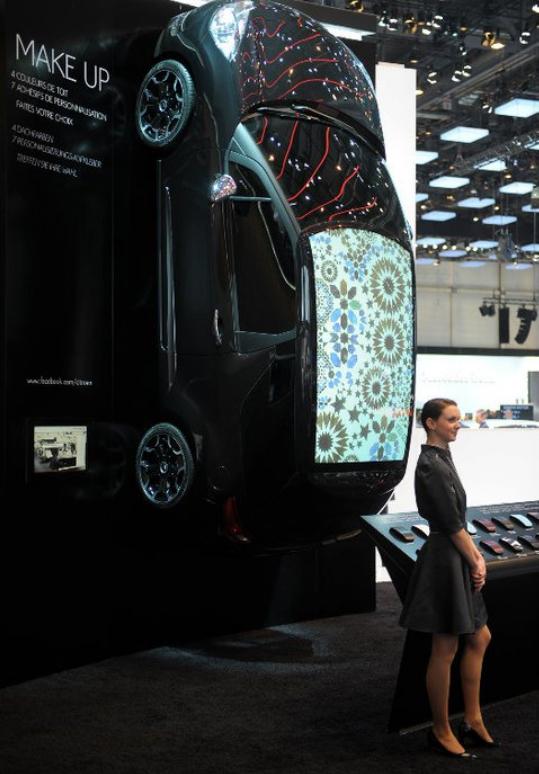 [SALON] GENEVE 2011 - Salon international de l'auto - Page 7 Sans_t71