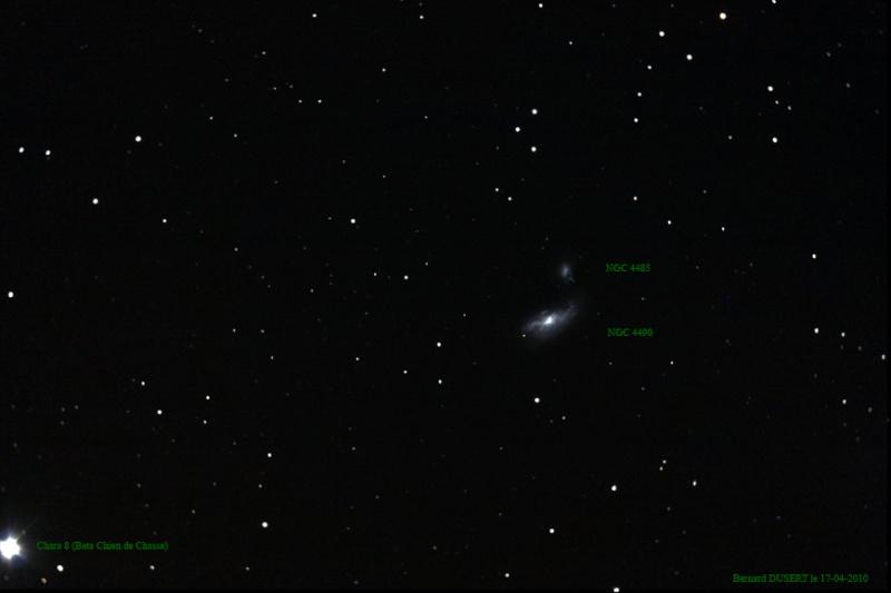 Deux petites galaxies peu connues Ngc44911