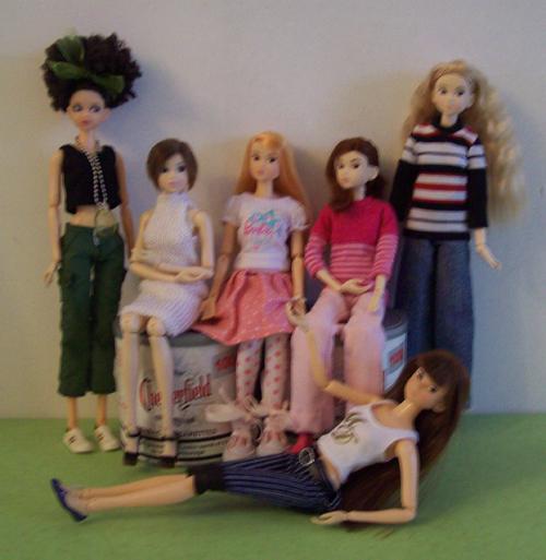 mes dolls - new doll 20/12 P4 Photo566