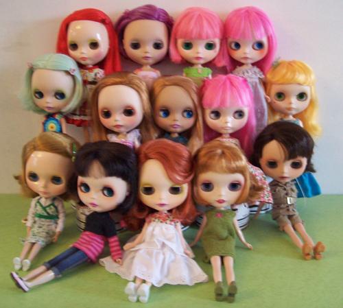 mes dolls - new doll 20/12 P4 Photo567