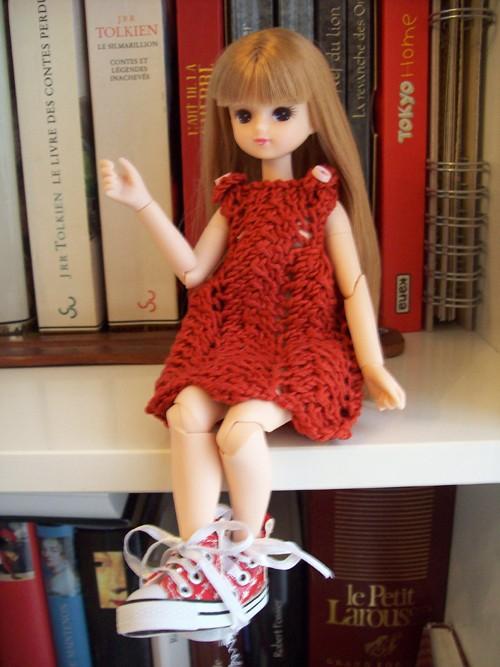 mes dolls - new doll 20/12 P4 Photo568