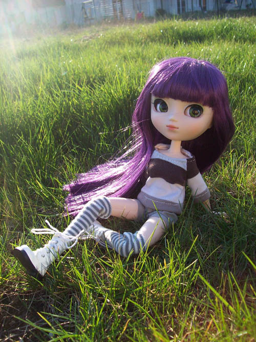 mes dolls - new doll 20/12 P4 Photo578