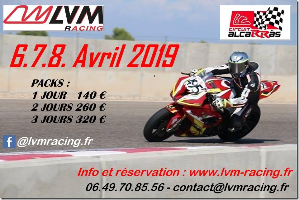ALCARRAS EN AVRIL AVEC LE LVM/RACING le 6,7 et 8/04/19 49510