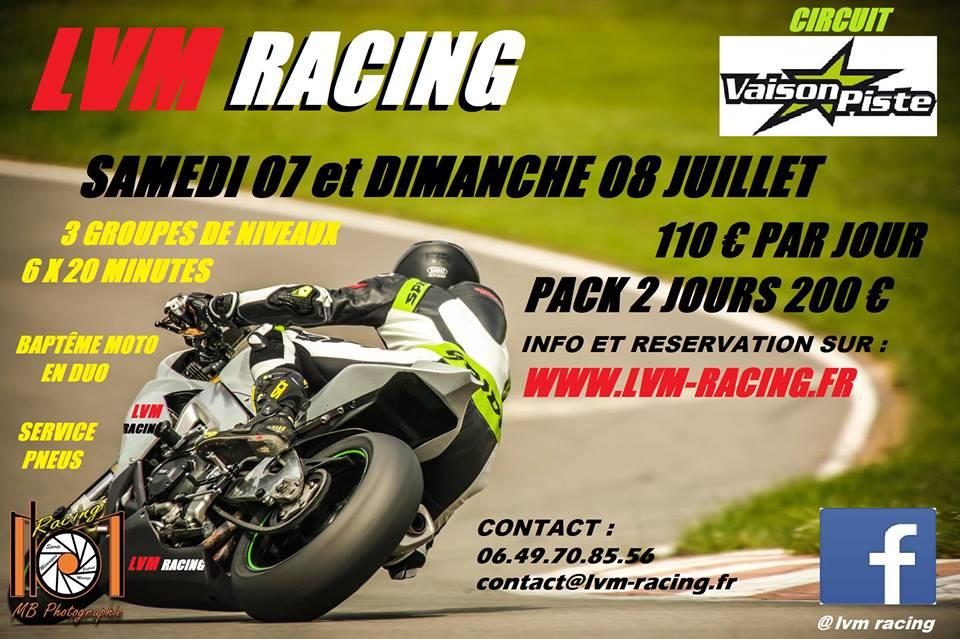 vaison le samedi 7 et le dimanche 8 avec LVM/racing Torcy10
