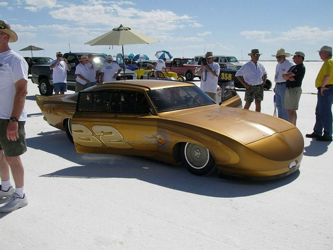 Bonneville ...lac salé ...record etc.... Xp813010