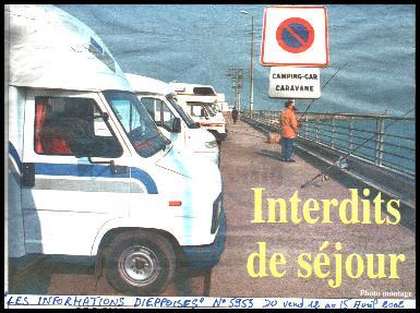 Stationnement interdit ! Campin10
