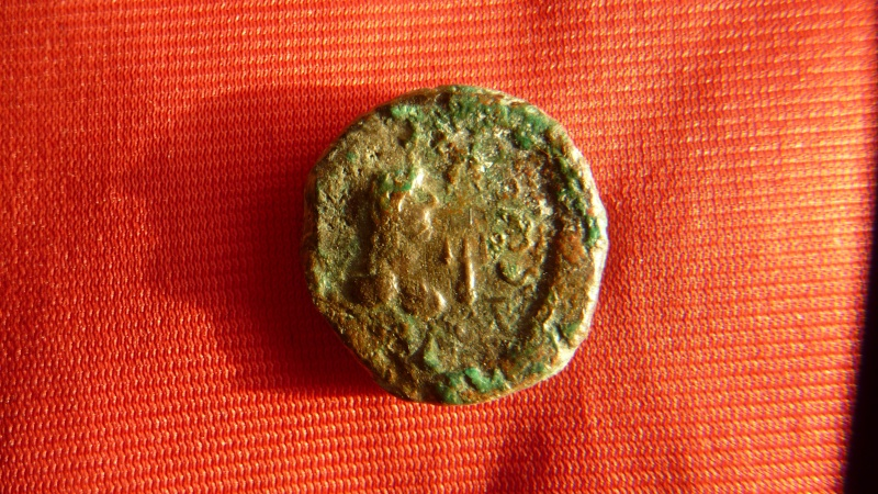 Rheskuporis IV et Gallien  -Bosphore P1000777