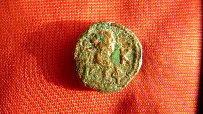 Rheskuporis IV et Gallien  -Bosphore P1000778