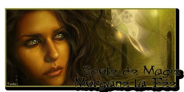 Morgane la fée