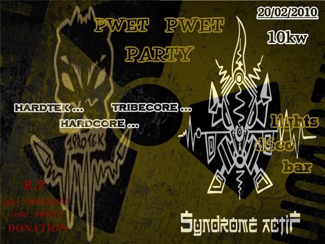 20/02/10 free party Syndrome Actif / 1protek Kjoj10