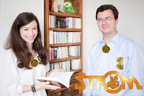 Emmanuelle et Benoit de Saint Chamas (STROM) A272