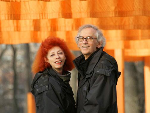 christo - Christo et Jeanne-Claude Ab377