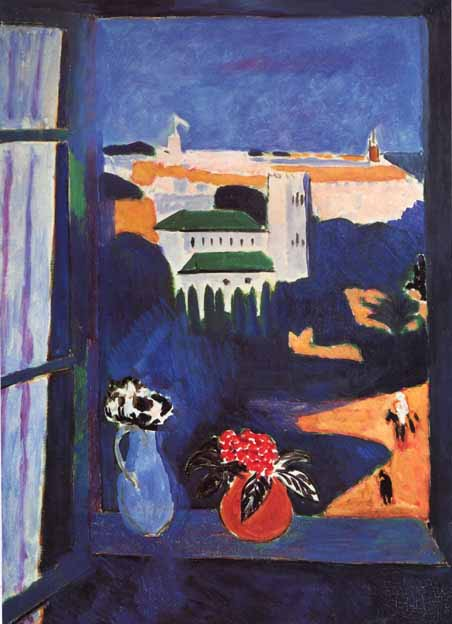 Henri Matisse  Fenetr10