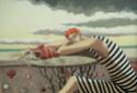 La Plage : Artistes peintres, illustrateurs, photographes... - Page 2 Au_bor10