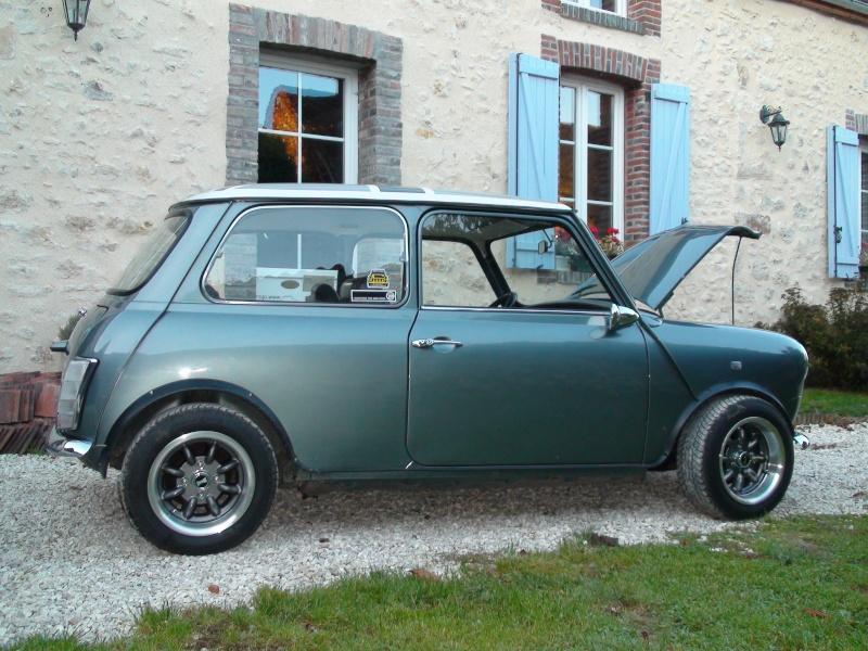 L'histoire de ma Mini Austin10