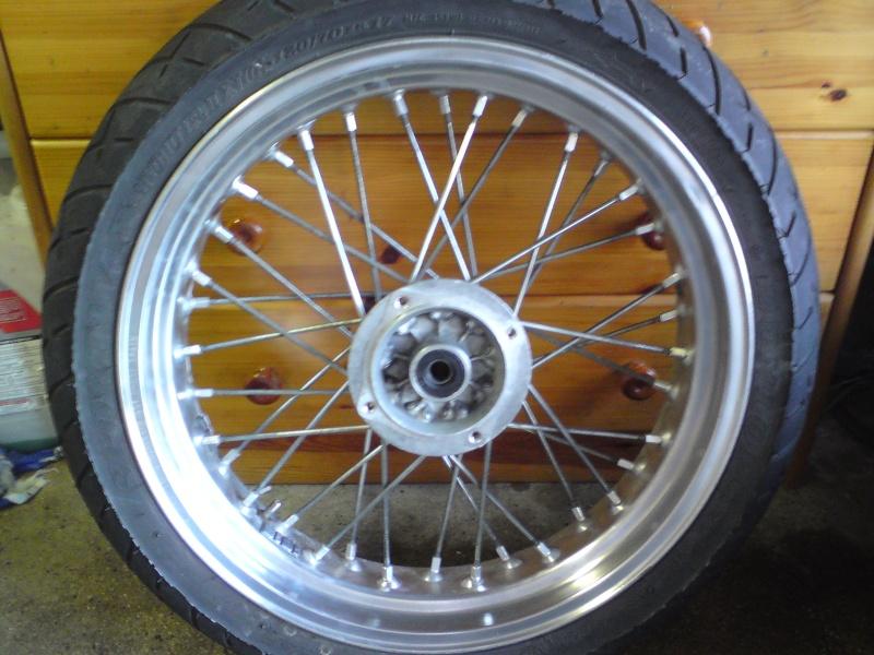 Un KLX 650c de + en sm Dsc00725