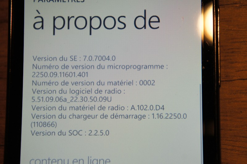 [TUTO] Comment flasher son HTC WP7 ? 30112010
