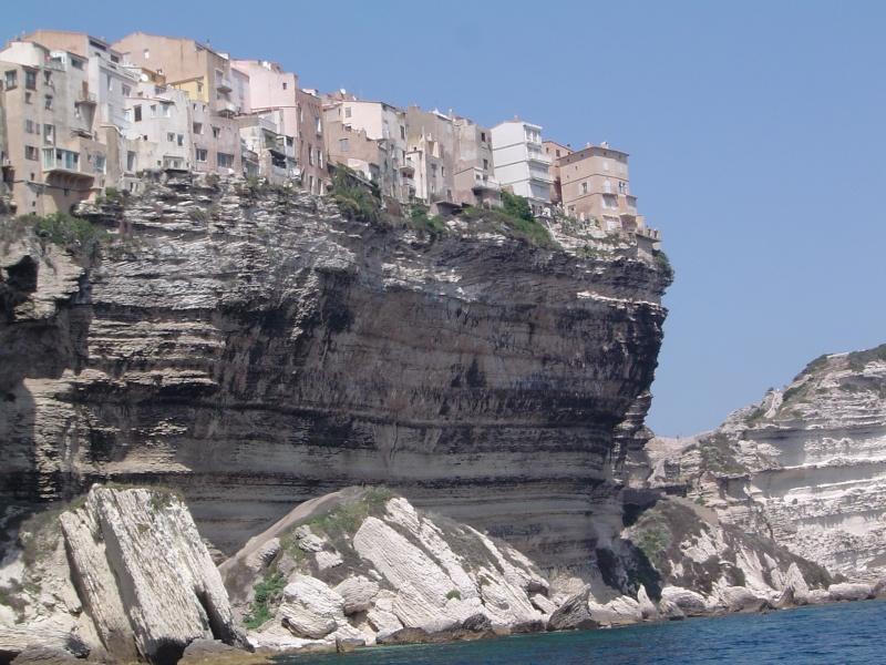 Le résidence de Marie-José Nat à Bonifacio, Corse 25024410