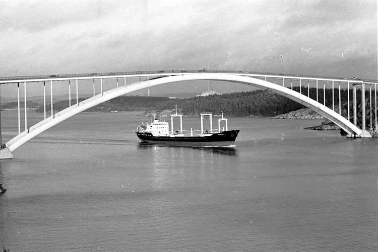 La catastrophe du pont de l'Almö en Suède (18 janvier 1980) Almos110