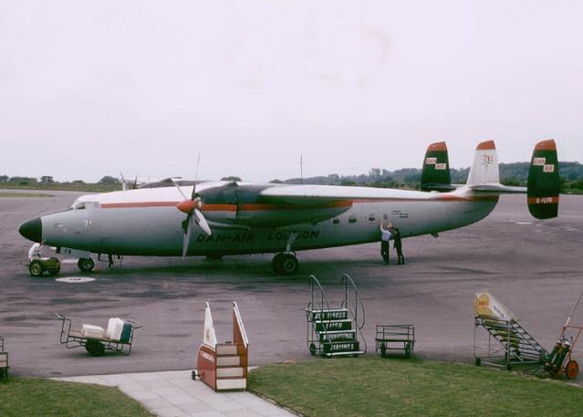 La catastrophe aérienne de Munich du 6 février 1958 (Manchestrer United) Ambass10