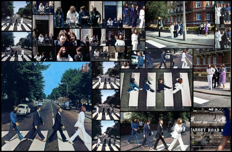 Les BEATLES dans leur élément naturel Beatle10