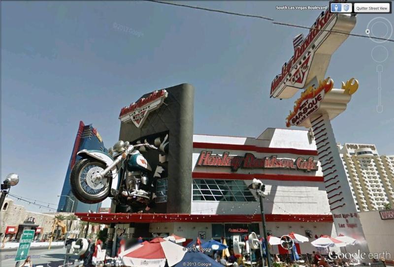 Harley Davidson Cafe, Las Vegas, Nevada - États-Unis Harley10