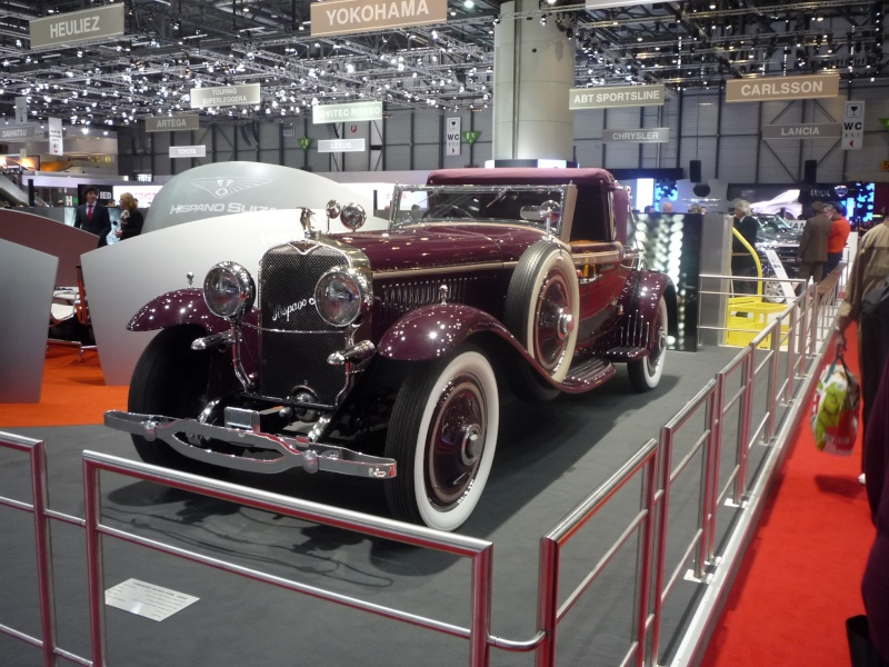 La soufflerie Hispano-Suiza, Bois-Colombes Hispan10