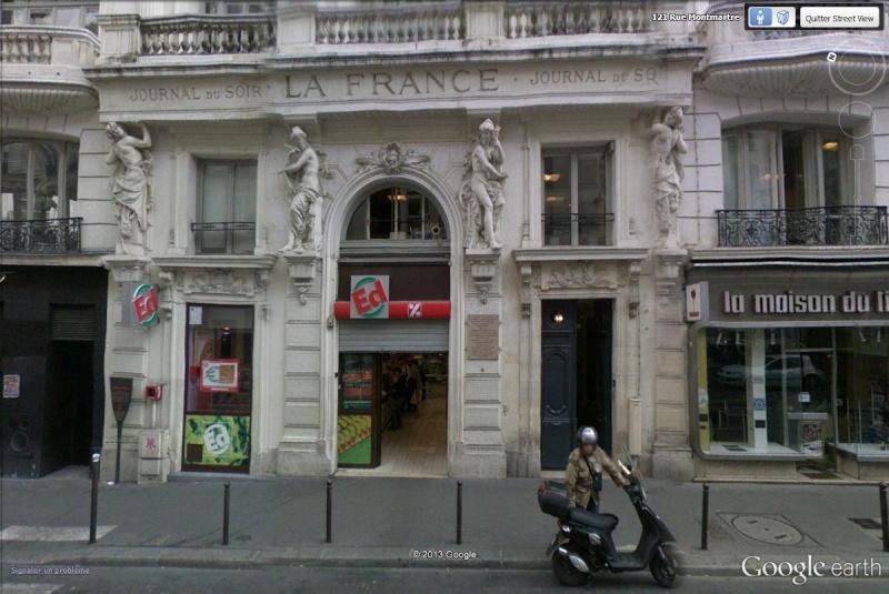 Siège du journal L'AURORE à Paris L_auro10
