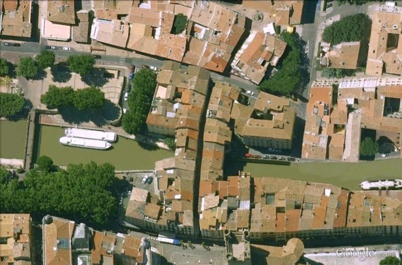Ponts habités dans le monde  Narbon11